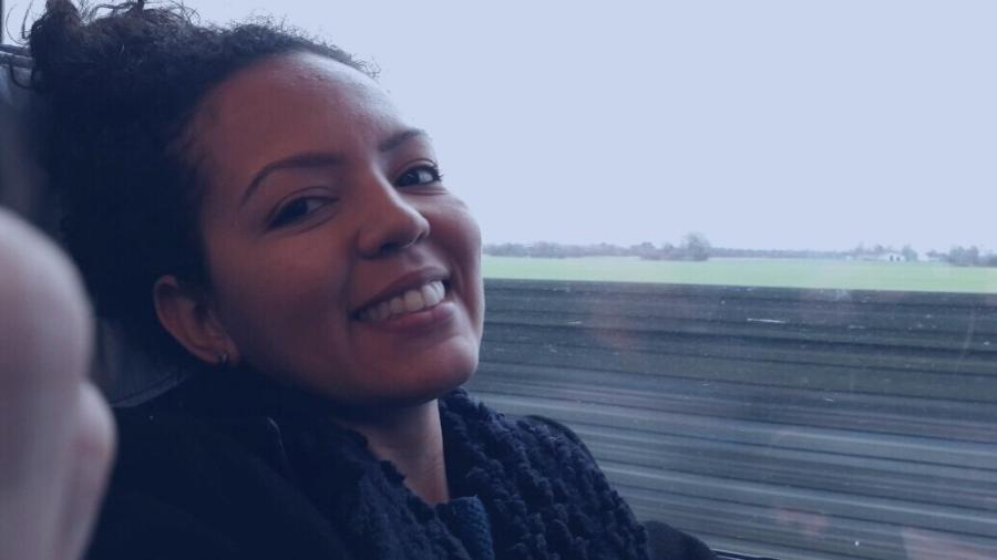 A pesquisadora paraense Suelen Silva mora na Alemanha - Arquivo Pessoal
