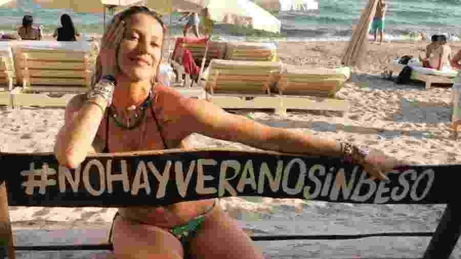Luana Piovani curte um descanso com amigas em Ibiza - Reprodução/Instagram