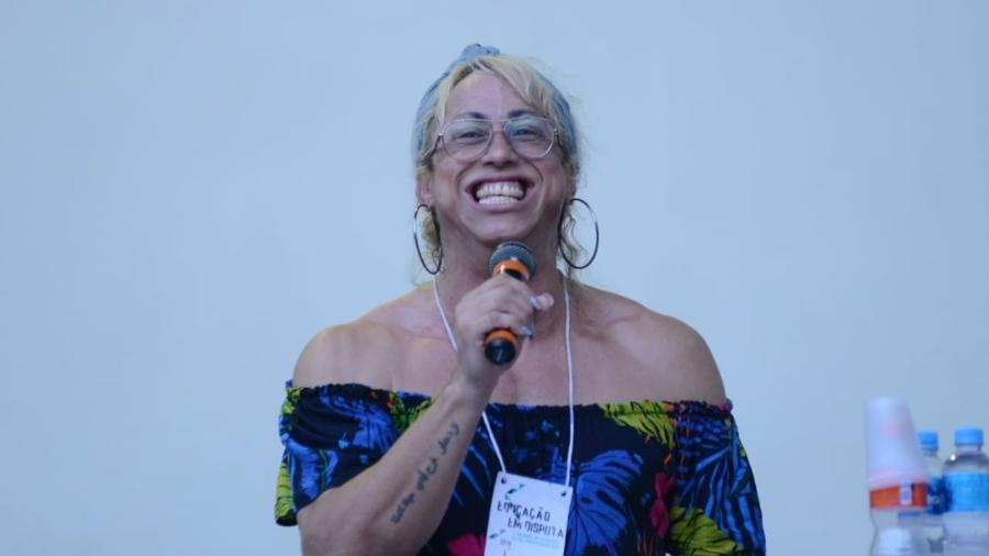 Sara York tem 45 anos e passou parte da vida buscando o filho que teve com uma amiga da igreja - Arquivo pessoal