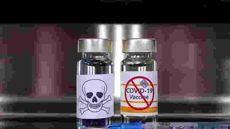 Vacina x morte - iStock - iStock