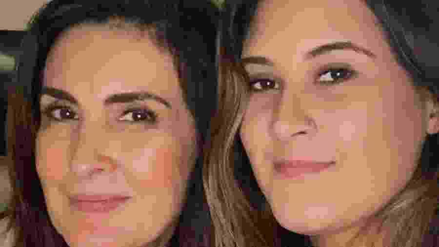 Beatriz Bonemer e a mãe, Fátima Bernardes - Reprodução/Instagram @biabonemer