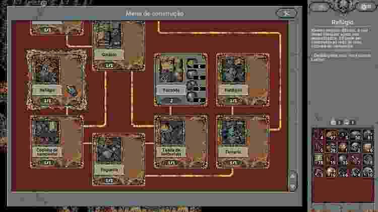 Loop Hero construção - Reprodução/START - Reprodução/START