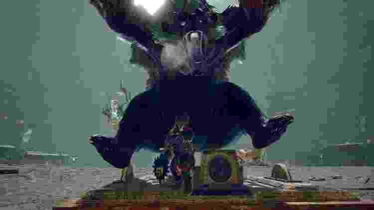 Monster Hunter Rise videogame para Nintendo Switch - Divulgação/Capcom - Divulgação/Capcom