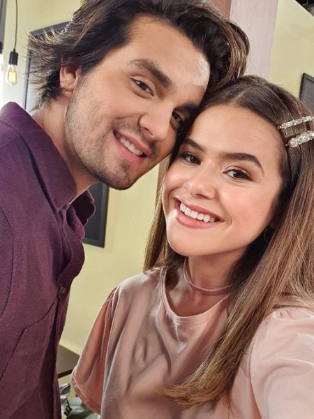 Sertanejo postou novas fotos e ganhou elogio da atriz - Imagem: Reprodução/Instagram@maisa