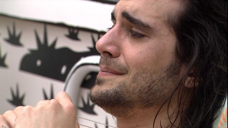 BBB 21: Fiuk chora no quarto cordel - Reprodução/Globoplay