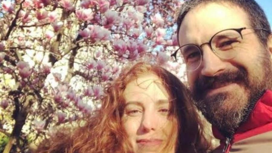 Caco Ciocler e Paula Cezari se casam - Reprodução/Instagram
