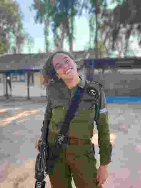 exercito em Israel - Arquivo pessoal - Arquivo pessoal