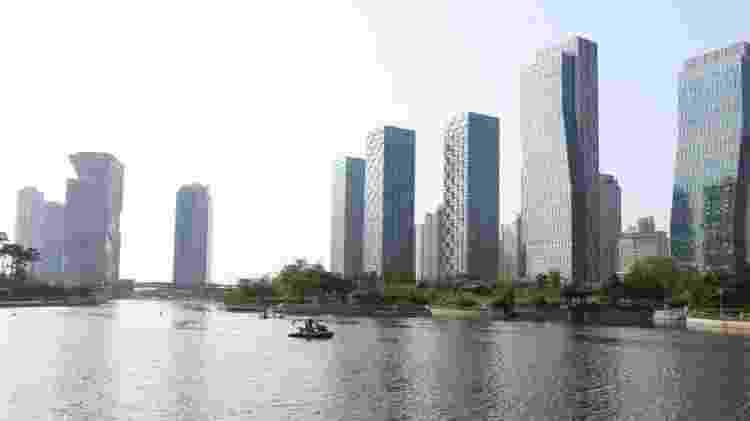 Fora da região central, o ideal urbanístico com que nasceu a cidade não é seguido - Getty Images - Getty Images