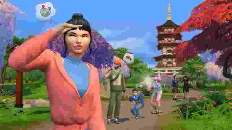 The Sims 4 Imagem - Reprodução - Reprodução
