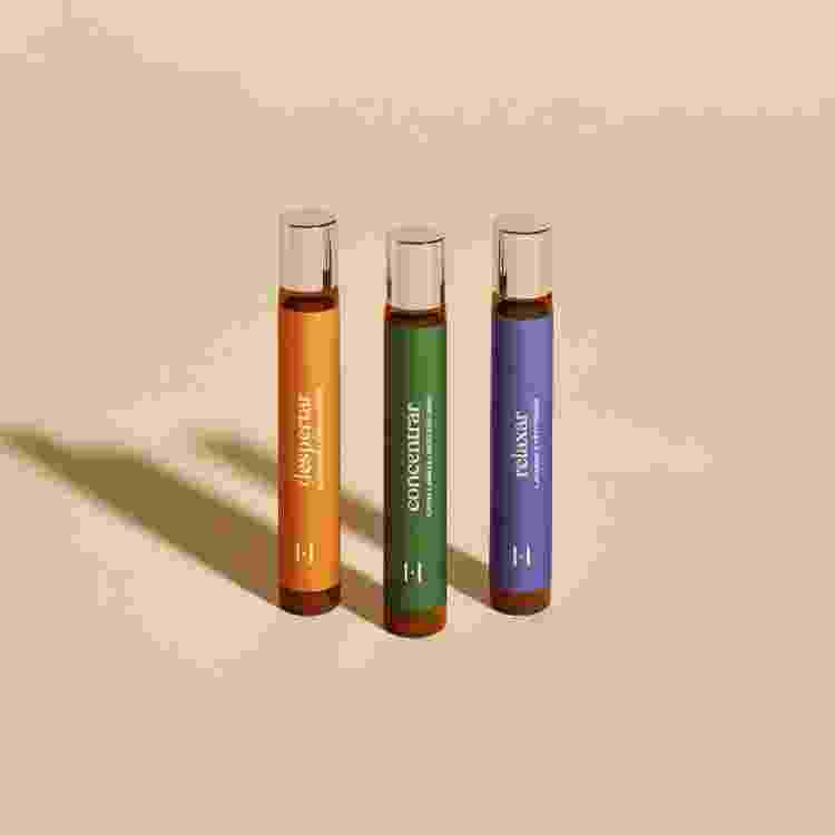 Set de óleos essenciais, Holistix - Divulgação - Divulgação