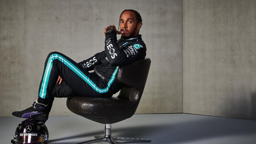 Lewis Hamilton - Reprodução