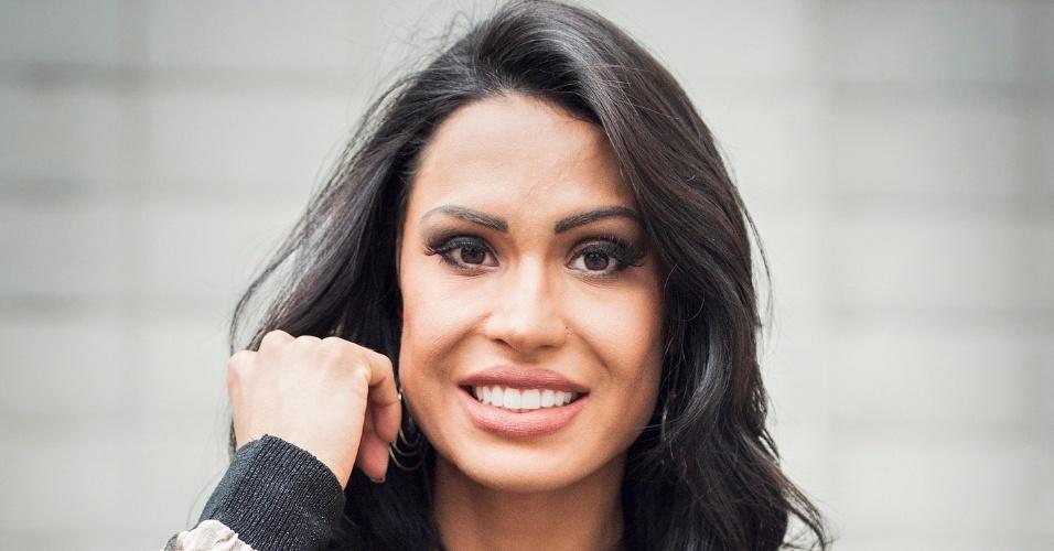 """Gracyanne Barbosa é a rainha de bateria convidada para integrar o júri do """"Musa do Carnaval 2016"""" no """"Caldeirão do Huck"""""""