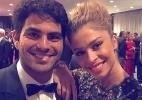 Grazi Massafera vai ao Emmy com o namorado e publica primeira foto do casal - Reprodução/Instagram/massafera