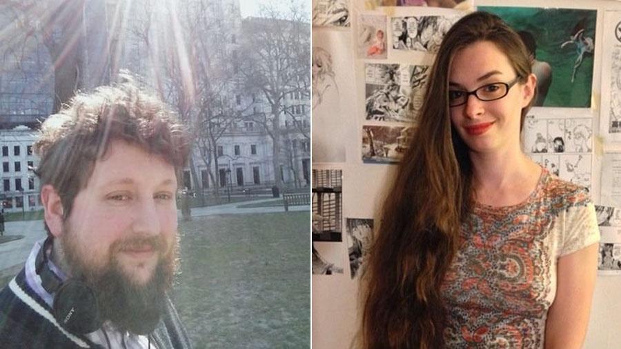 Por duas semanas, Martin R. Schneider mandou e-mails de trabalho assinando como Nicole Pieri - Fotos Reprodução/Twitter