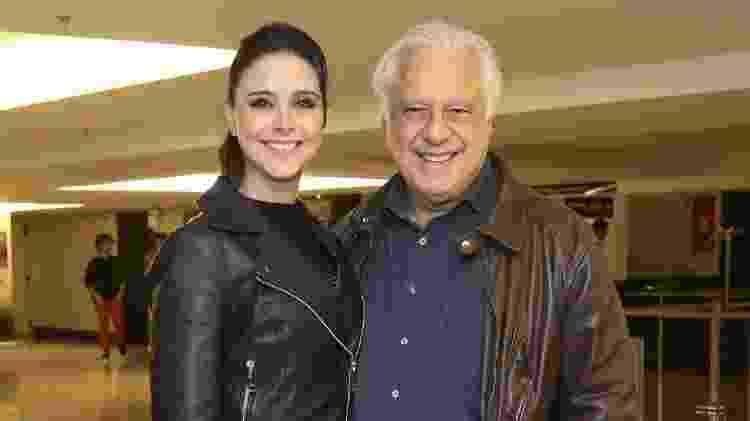 Antônio Fagundes com a mulher, Alexandra Martins - Roberto Filho/Brazil News - Roberto Filho/Brazil News