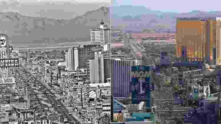 Divulgação/Las Vegas Convention & Visitors Authority - Jon Sullivan/Creative Commons