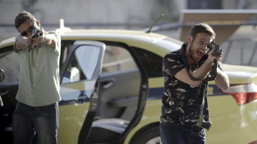 """Rubinho (Emilio Dantas) comanda resgate em """"A Força do Querer"""" - Reprodução/GShow"""