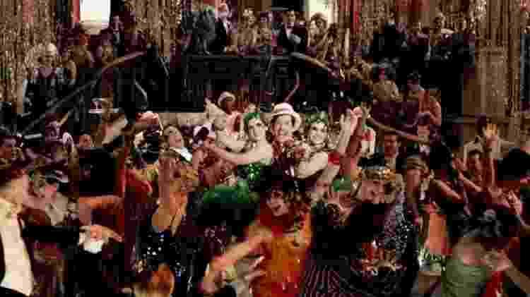 """A obra """"O Grande Gatsby"""", de F. Scott Fitzgerald, imortalizou a era ?inclusive com uma mulher esportista no estilo Lenglen, por meio da personagem Jordan Baker - Warner Bros. - Warner Bros."""