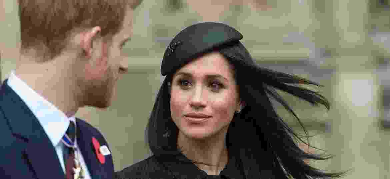 Meghan Markle e o príncipe Harry são pais de Archie, de quase 2 anos, e perderam o segundo filho em julho; a gestação sequer havia se tornado pública - Getty Images