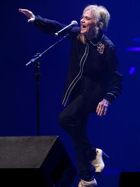 Rita Pavone faz show no Rio de Janeiro - Roberto Filho/Brazil News