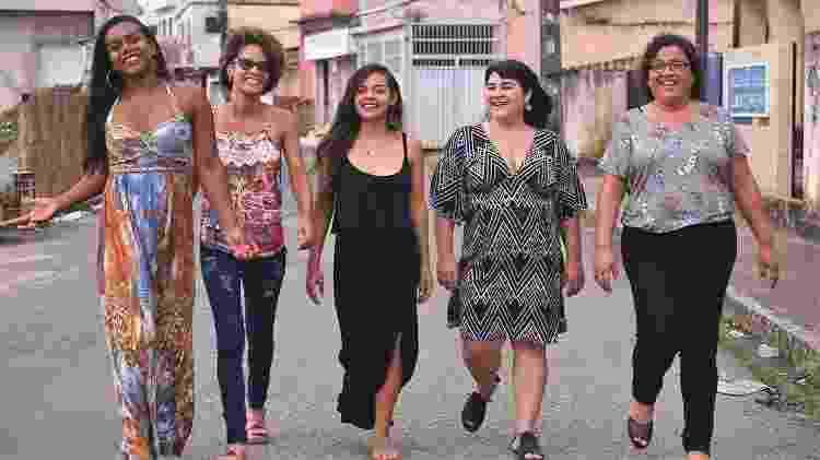 Robeyoncé, Jô, Joelma, Carolina e Kátia são cocandidatas à deputada estadual em PE - Mayara Santana