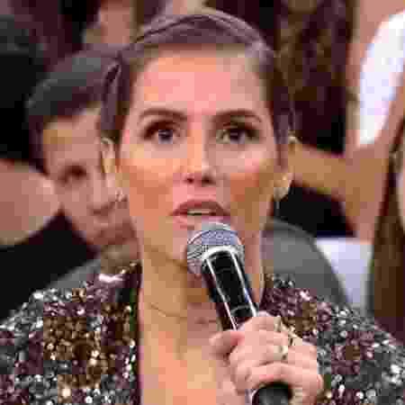 Deborah Secco - Reprodução/Globo
