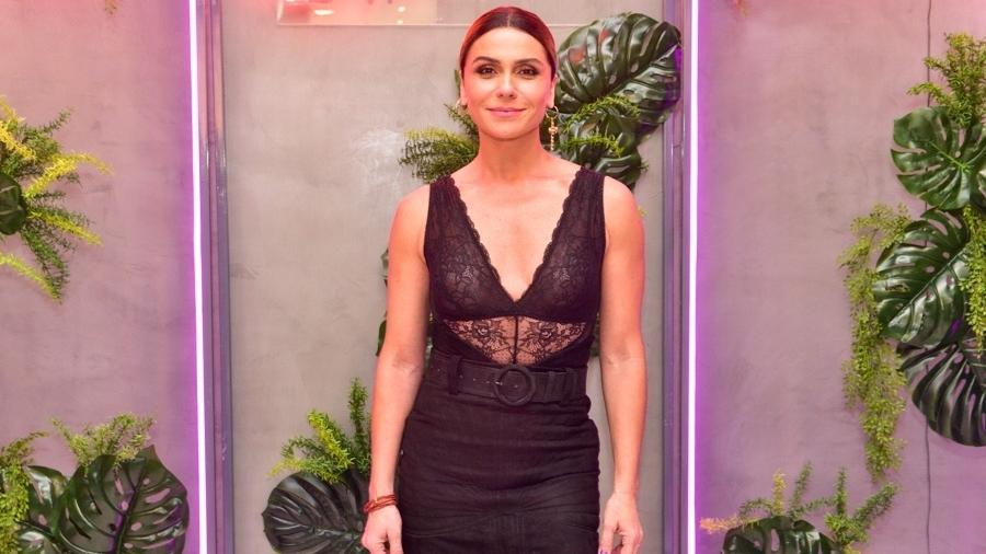c8cf1c885 Giovanna Antonelli diz que também gosta de comprar roupas usadas ...