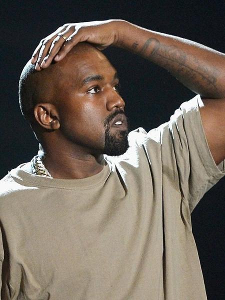 O rapper Kanye West respondeu Ariana Grande - Kevork Djansezian/Getty Images