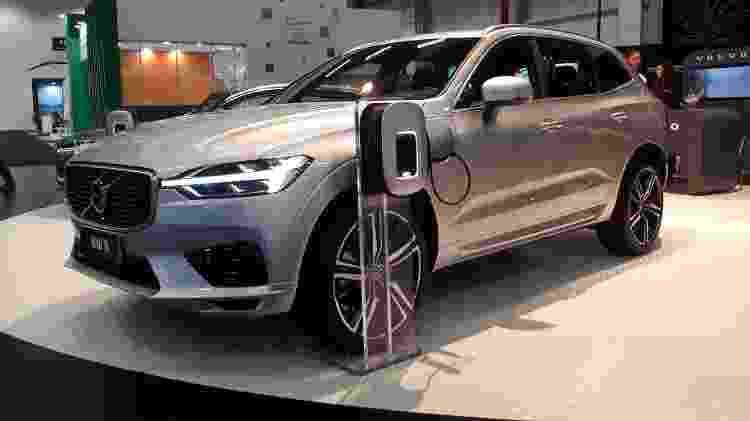 Volvo é uma das marcas que mais investe na construção de novos pontos de recarga - Vitor Matsubara/UOL