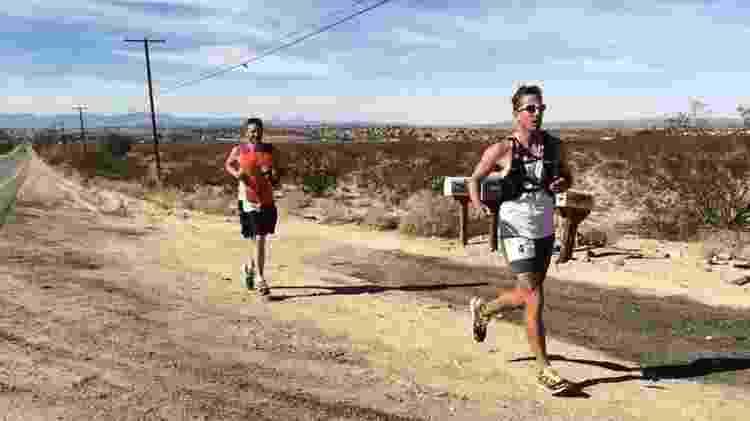 Atletas participam da Race Across the USA em 2015 - Bryce Carlson