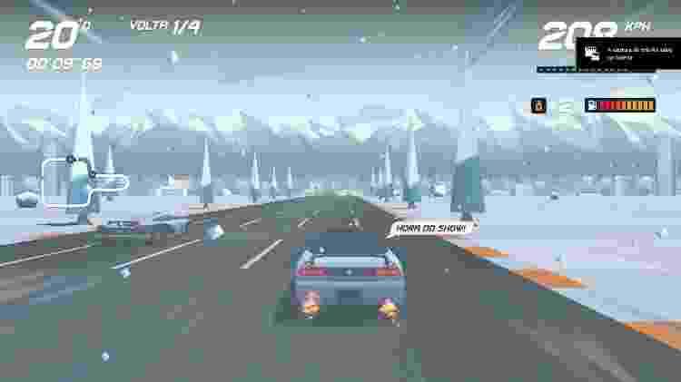 Horizon Chase Turbo 4 - Reprodução - Reprodução