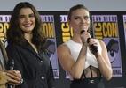 Scarlett Johansson confessa tristeza com morte de Viúva Negra em Ultimato - Chris Delmas / AFP