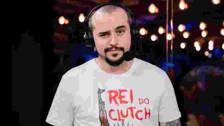 """""""O clutch é pura tensão"""", resume Gio - Saymon Sampaio/BBL"""