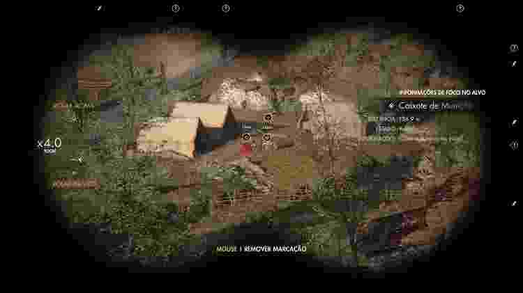 Sniper Elite 4 - 01 - Reprodução - Reprodução