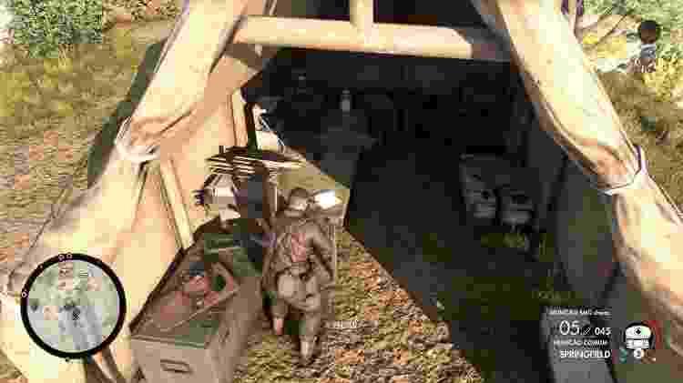 Sniper Elite 4 - 04 - Reprodução - Reprodução