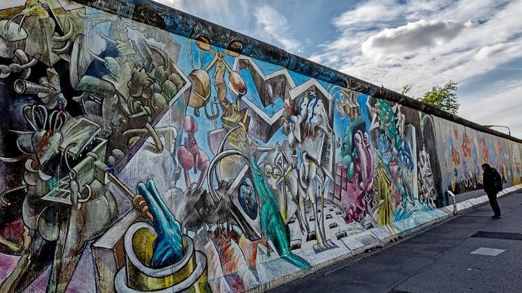 Muro de Berlim - _ultraforma_/iStock - _ultraforma_/iStock