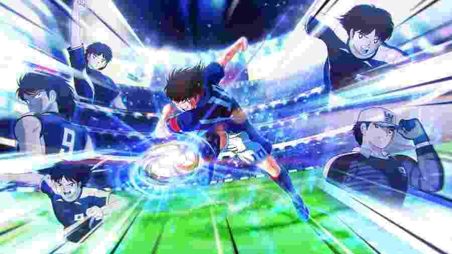 Captain Tsubasa Rise of New Champions - Divulgação