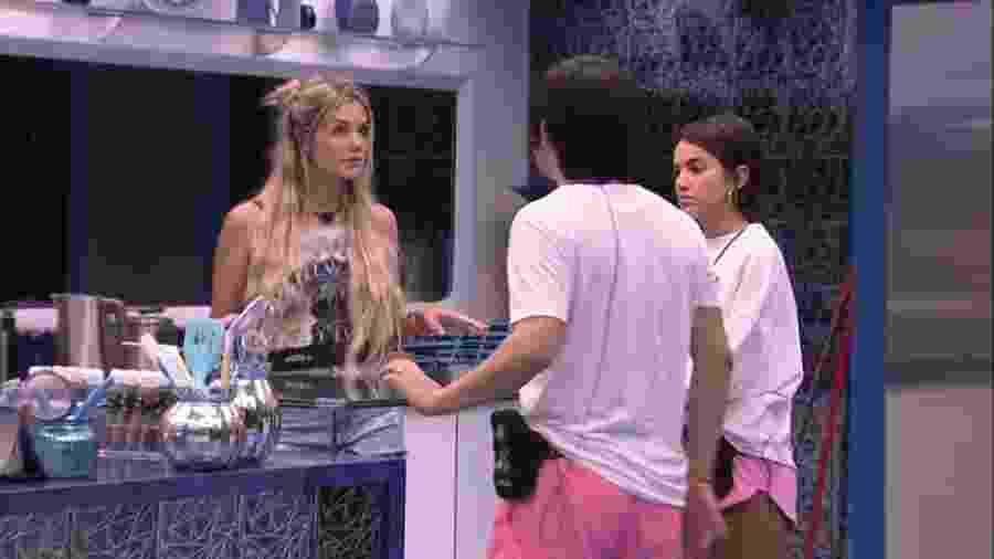 BBB 20 - Marcela reclama de Babu - Reprodução/Globoplay