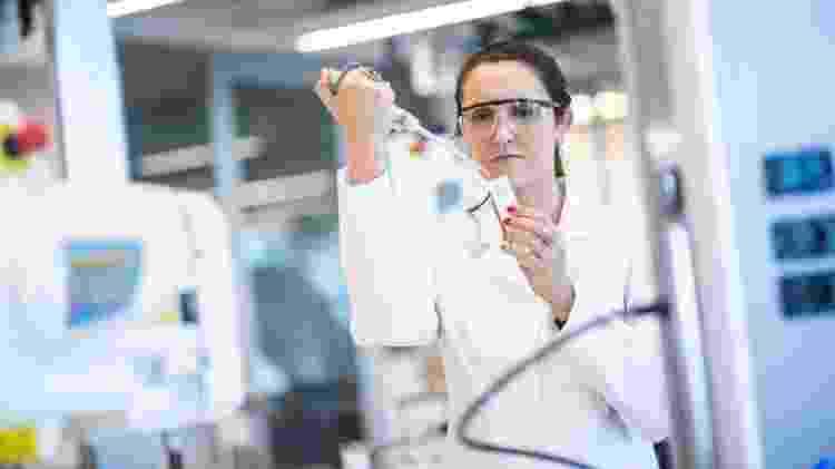 Pâmela faz parte de grupo que propõe ações para ampliar a participação das mulheres na ciência  - Arquivo Pessoal