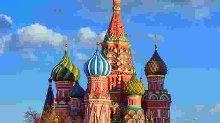 Tetris Russia St. Basil's - Divulgação/ExploraCultura - Divulgação/ExploraCultura