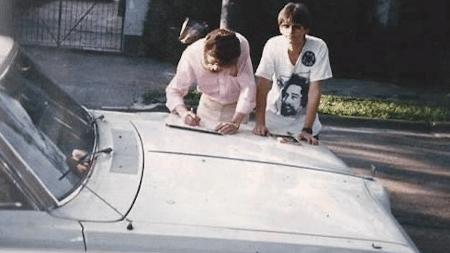 Dodge Magnum 1979 Raul Seixas Alexandre Badolato coleção Grande autógrafo - Arquivo pessoal