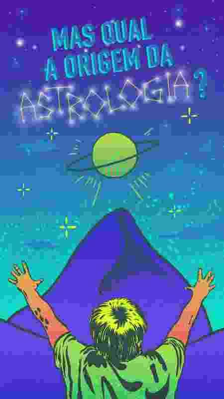 astrologia - origem - Bruno miranda - Bruno miranda