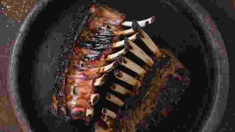 Carré de cordeiro: em São Paulo animal é separado por cortes - Universal Images Group via Getty - Universal Images Group via Getty