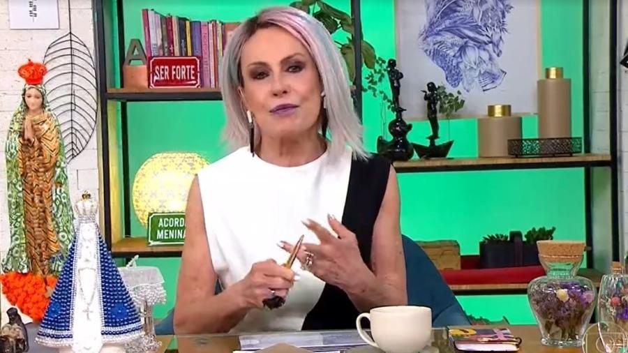 BBB 21: Ana Maria Braga cutucou Viih Tube e mãe de youtuber saiu em defesa da filha - Reprodução/TV Globo