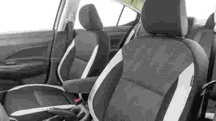 Nissan Versa Sense 1.6 Manual - Divulgação - Divulgação