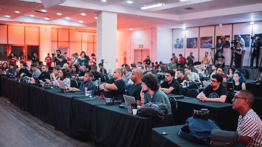 CBLoL 2019 Coletiva - Riot Games/Divulgação