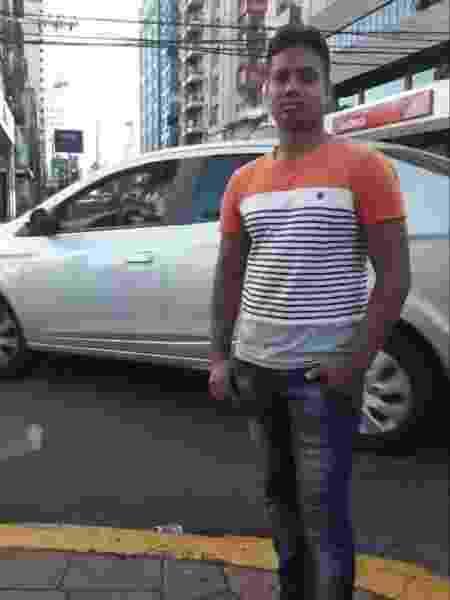 Abu Tahar Hossain, aluno que veio de Bangladesh  - Arquivo Pessoal - Arquivo Pessoal