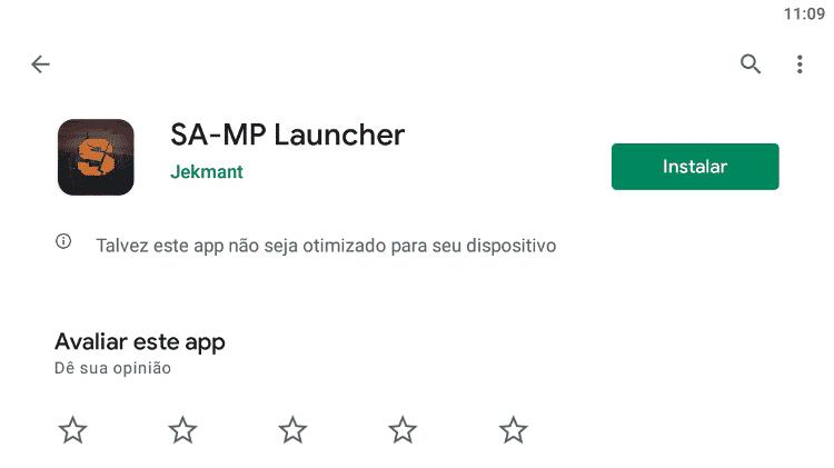 GTA RP para Android - Reprodução - Reprodução