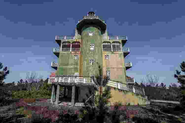 Palácio abandonado - André Ramalho - André Ramalho