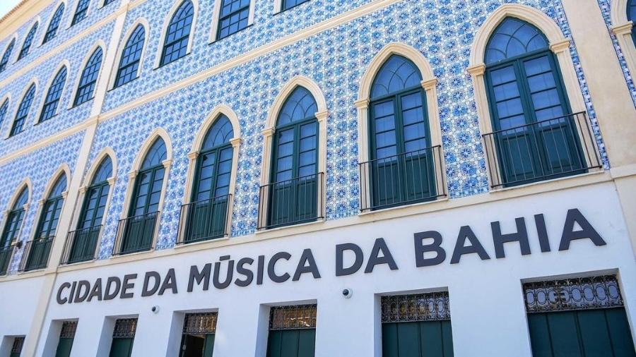 Museu dedicado às músicas da Bahia abre em Salvador - Betto Jr/Divulgação